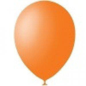 Шарики под потолок оранжевый 1 шт