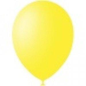 Шарики под потолок желтый 1 шт