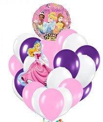 Букет Поющие принцессы