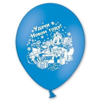 Шарики под потолок  Disney С Новым Годом 25 шт