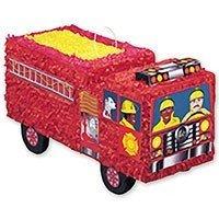 Пиньята Пожарная машина