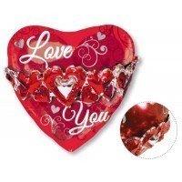 Сердце 2D I Love You