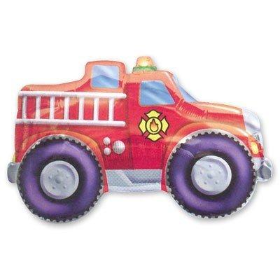 Шар фигура Автомобиль пожарный