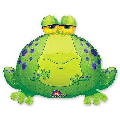 Шар фигура Лягушонок зеленый
