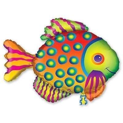 Шар фигура Рыба тропическая