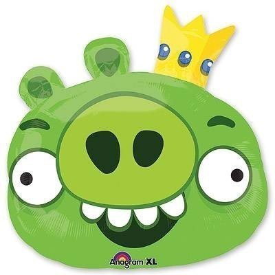Фигура Angry Birds Король Свиней, 58 см