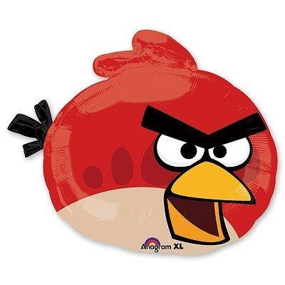 Фигура Angry Birds Красная Птица, 58 см