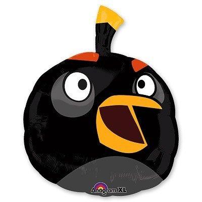 Фигура Angry Birds Черная Птица, 61 см