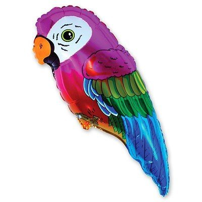 Шар фигура Попугай