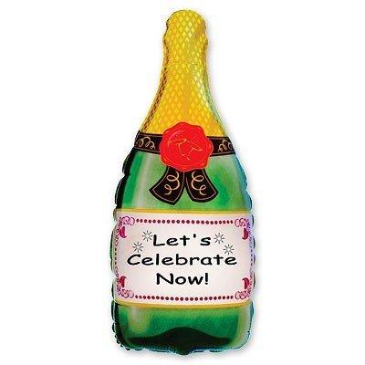 Шар фигура Бутылка шампанского