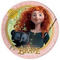 Тарелки большие Храбрая Сердцем 8 штук