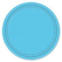 Тарелки Голубые Карибы 17 см 8 штук