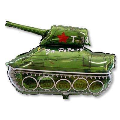 Шар фигура РУС Танк Т-34