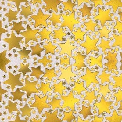Конфетти Звезды золотые, 70 гр