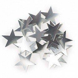 Конфетти звезды серебро 17 гр