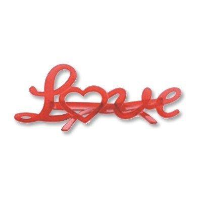 Очки Love Любовь красные