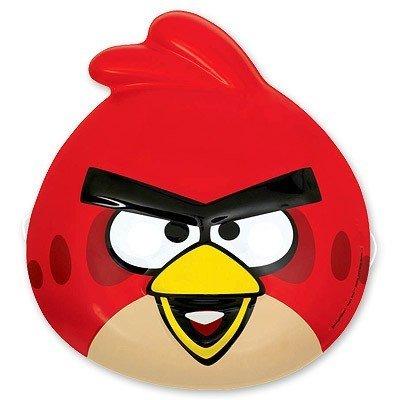 Маска Angry Birds Красная Птица
