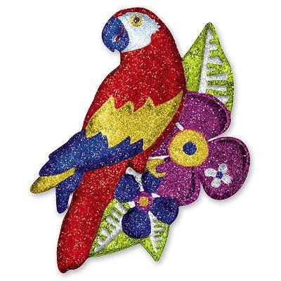 Баннер Попугай блестящий