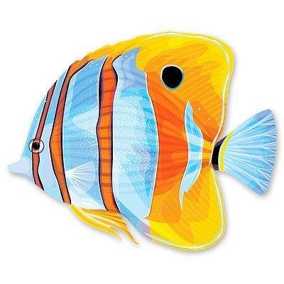 Баннер Рыбка полосатая, 38 см