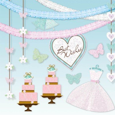Набор декораций Свадьба
