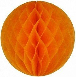 Шар Оранжевый 20 см