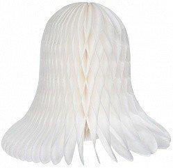 Колокол Белый 20 см