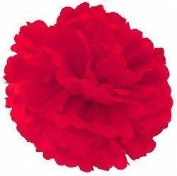 Помпон Красный 20 см