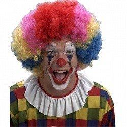 Парик Клоун, цветной
