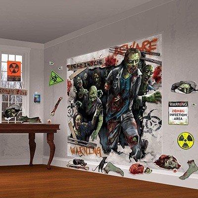 Декор комплект Зомби