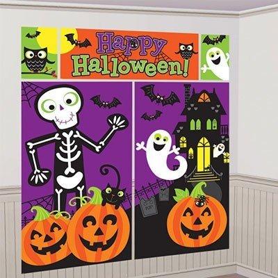 Декорация HWN Забавный Хэллоуин
