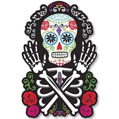 Баннер День Мертвых