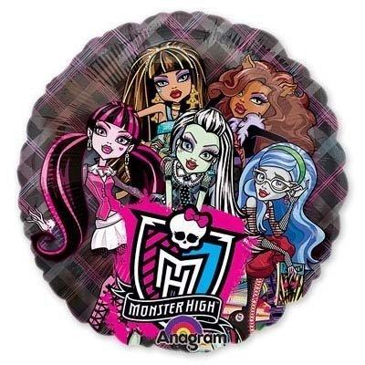 Шар кристалл Monster High