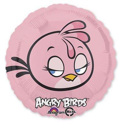 Шар Розовая Птица Angry Birds