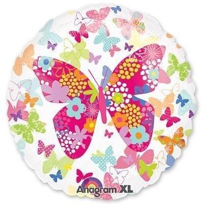 Шар панорамный Бабочки