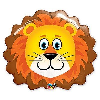 Шар фигура Львенок голова