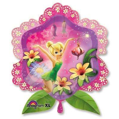 Шар-фигура Фея в цветах