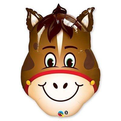 Шар-фигура Лошадь голова