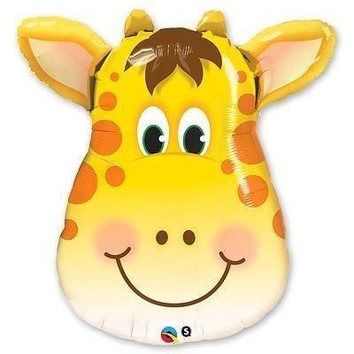 Шар фигура Жираф голова