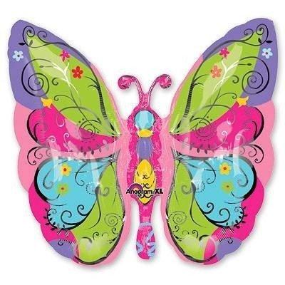 Шар фигура Бабочка садовая