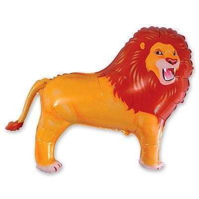 Шар фигура Лев