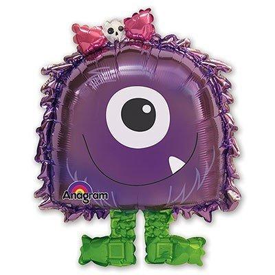Ходячий шар Фиолетовый монстр