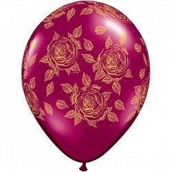 Облако шаров Элегантные розы 25 шт
