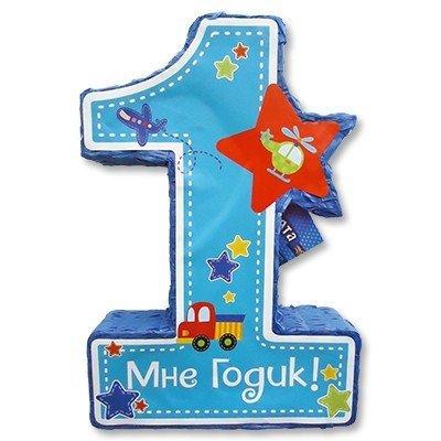 Пиньята 1-й День Рождения Мальчика