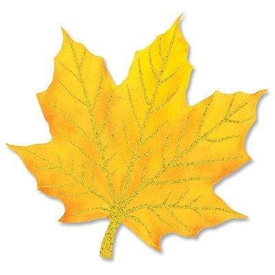 Баннер-комплект Осенние листья блеск