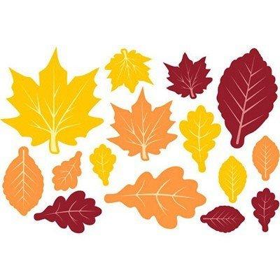 Баннер-комплект Осенние листья 30 штук