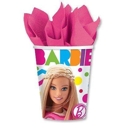 Стаканы Барби, 8 штук