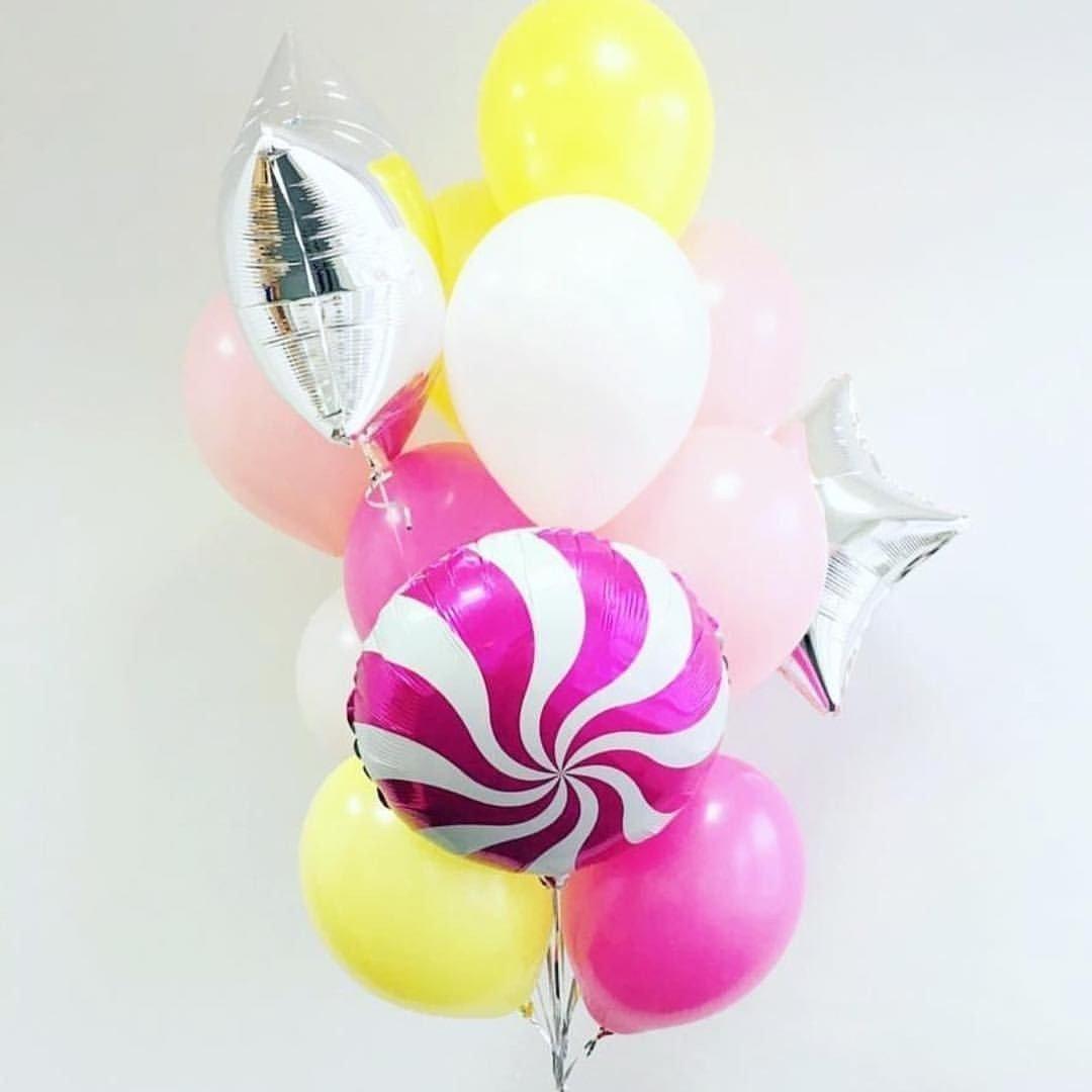 Детский букет из шариков