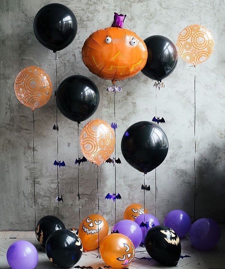 Готовое решение на Хэллоуин 2