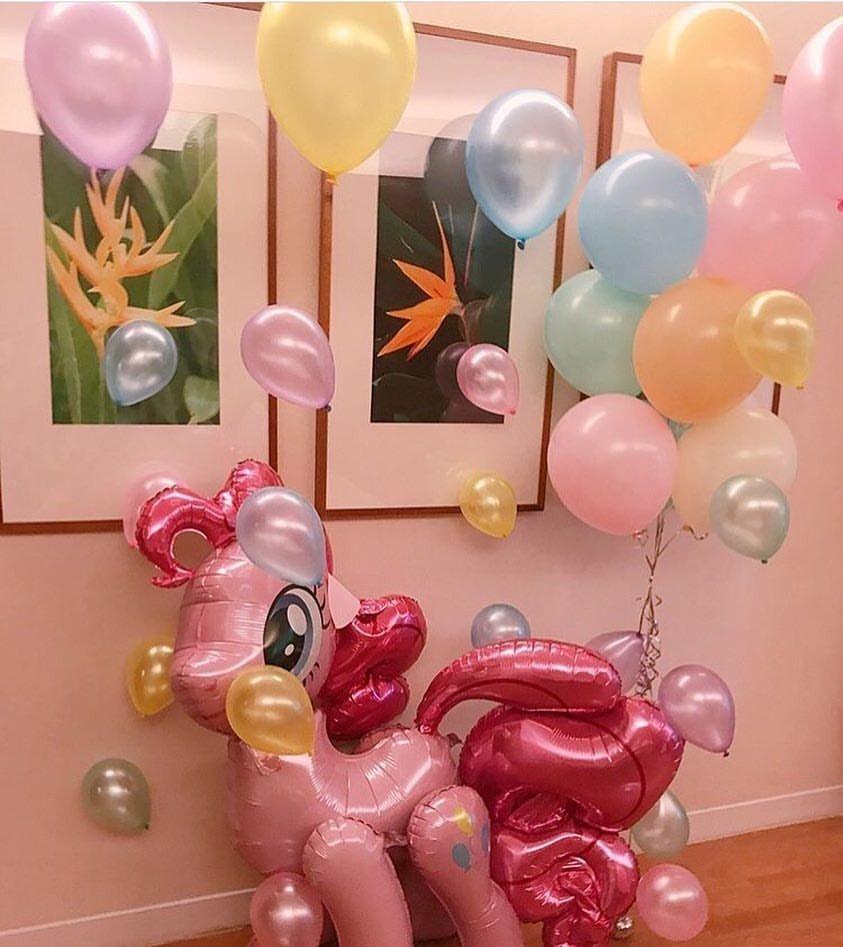 Готовое решение Радость с Пони Пинки Пай