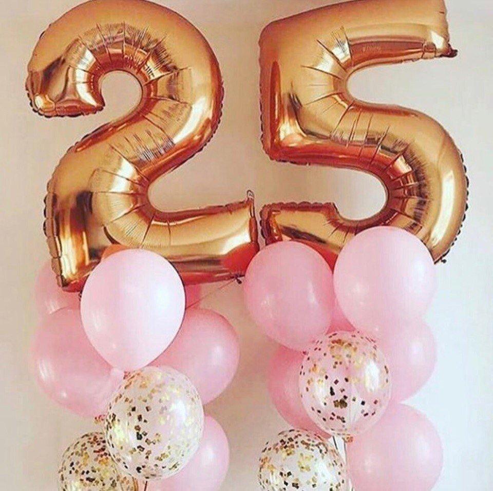 Букет из шаров Розовые мечты